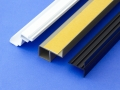 Curtain walling & external cladding plastic extrusions