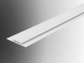 Hygienic cladding H joint trim pvc plastic extrusion