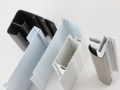 PAL Extrusions mixed plastic custom trade profiles