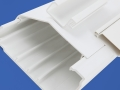 PAL Extrusions wall mount cable management extrusion