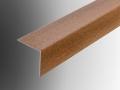 40 mm x 40 mm solid angle profile pvc plastic extrusion rigid renolit foil