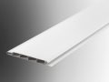 soffit 100 mm hollow board profile pvc plastic extrusion