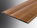 soffit 300 mm hollow board profile pvc plastic extrusion