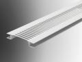 soffit vent trim refurb pvc profile plastic extrusion