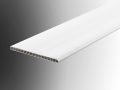 65mm architrave flat trim section profile u pvc plastic