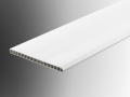 90mm architrave flat trim section profile u pvc plastic cellular