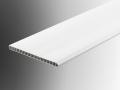 90mm architrave flat trim section profile u pvc plastic cellular