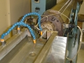 PAL Glazing flexible extrusion production line