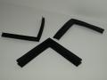 PAL Glazing welded flexible corners