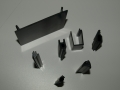 PAL rigid and flexible extruded glazing profiles