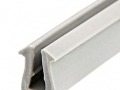 extruded glass panel edging trim seal