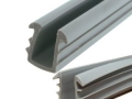 flexible glass channel plastic extrusion extruded gasket pvc