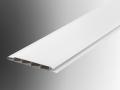 soffit 100 mm hollow board profile pvc plastic extrusion