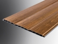 soffit 300 mm hollow board profile pvc plastic extrusion