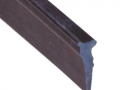 wedge gasket seal extrusion extruded profile pvc plastic