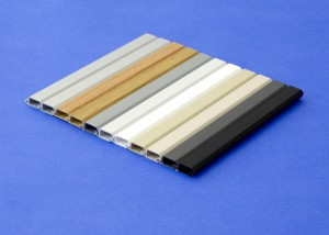 Plastic Tambour Roller Shutters | PAL Extrusions